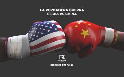 La verdadera guerra EEUU vs China