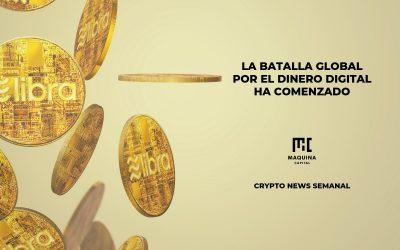 La batalla global por el dinero digital ha comenzado