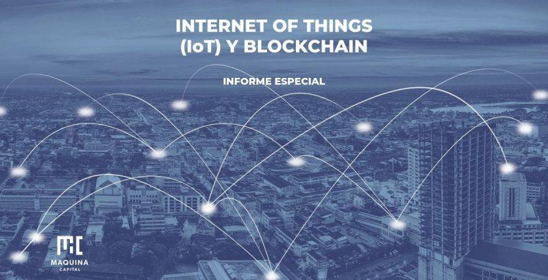 Internet of Things y Blockchain