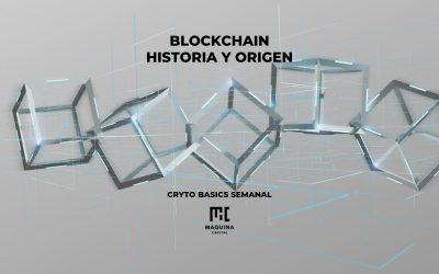 Blockchain historia y origen
