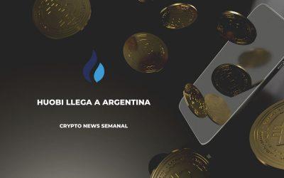 Huobi desembarca en Argentina