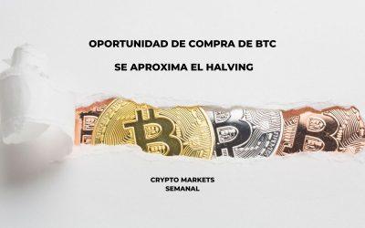 Oportunidad de compra de BTC