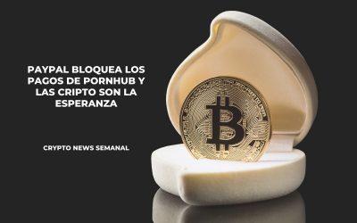 Paypal bloquea los pagos de pornhub